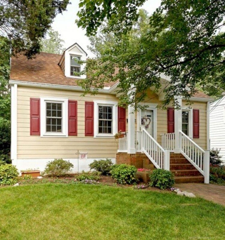 55 Exterior Paint Colors House Brown Roof House Paint Exterior Exterior Paint Colors For House House Paint Color Combination