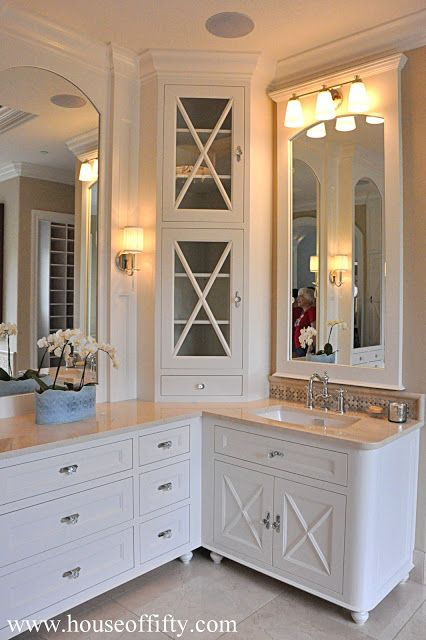 Best 25 Bathroom Corner Cabinet Ideas On Pinterest