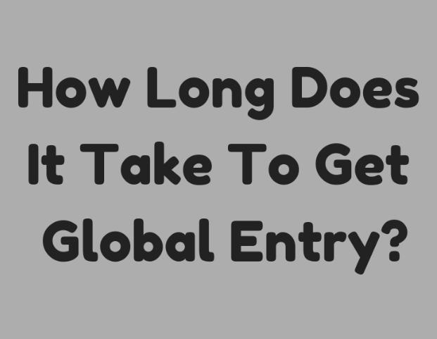 7661cb50a235a76676013cd020d7723e - Global Entry Application Wait Time
