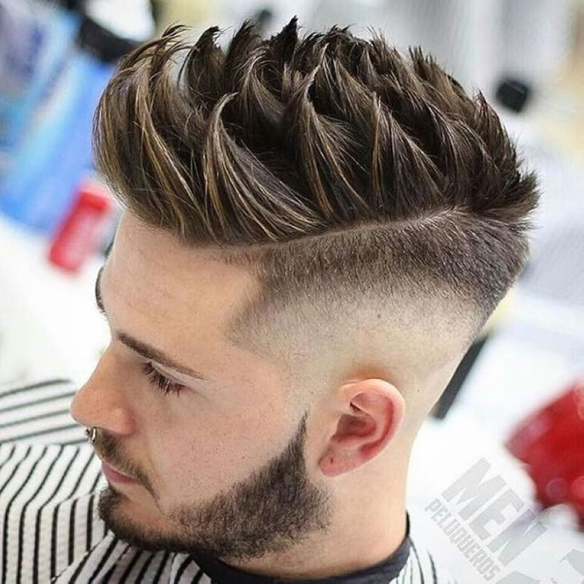 Undercut Hairstyle Custom Cool 45 Funky Men's Undercut Hairstyles And Haircuts Httpinspinre