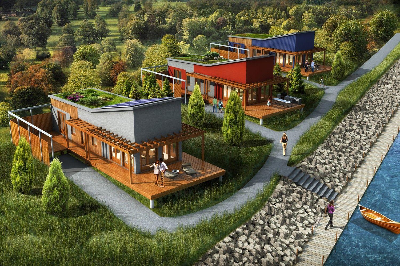 Steel Frame Prefab Homes, Modular Homes. Tiny Homes, Steel