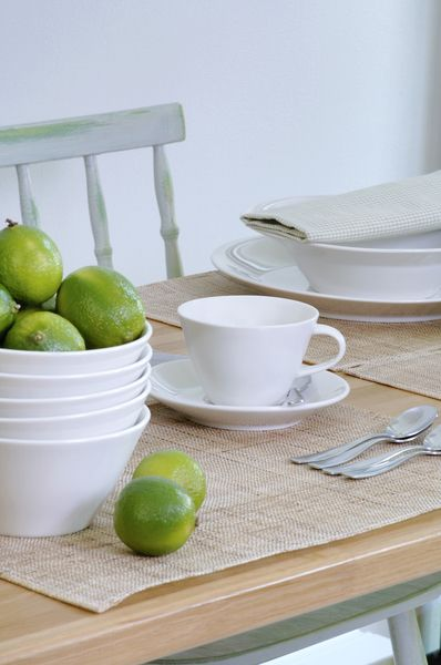 Perfect Designed By Lasse Kovanen, Anis Is A Tableware Series Whose Light Coloured  Simplicity Leaves Space For ...