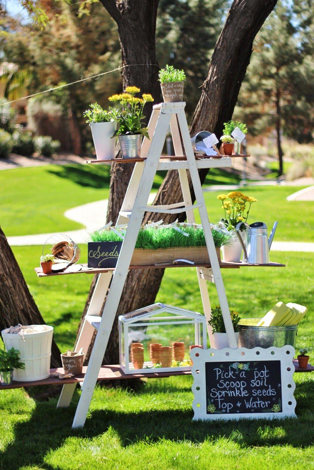 nice garden party | Party ideas | Pinterest | Gardens