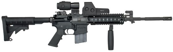 Colt AR15 LE6940 M4 Carbine with Eotech Sight and Magnifier