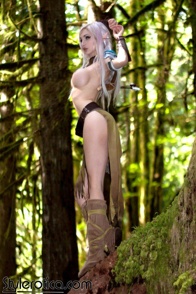 Naked elves daria, megan good playboy pictures