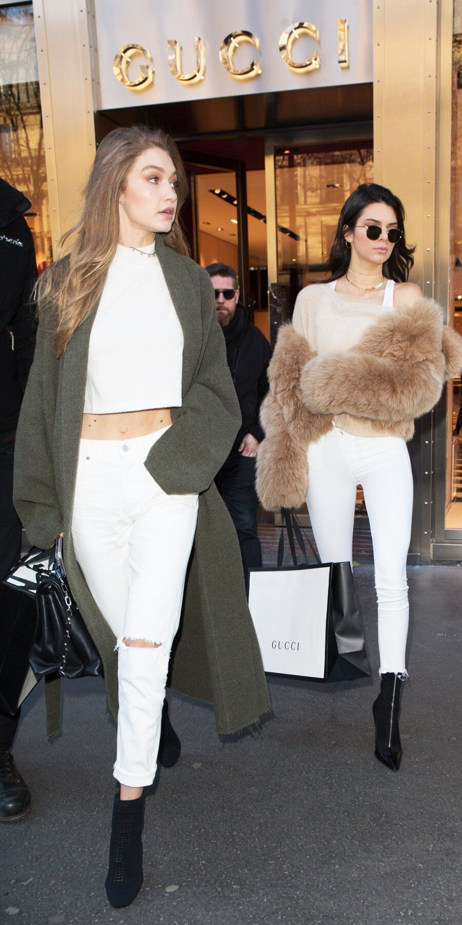 Victoria's Secret 2016 Fashion Show Model Street Style Looks in Paris -   18 style Gigi Hadid kendall jenner ideas
