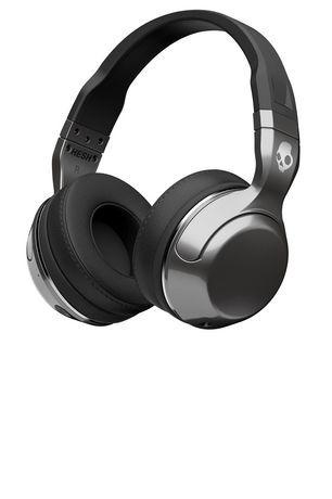 Skullcandy Hesh 2 0 Wireless Headphones Silver Black Skullcandy Hesh Wireless Headphones Headphones