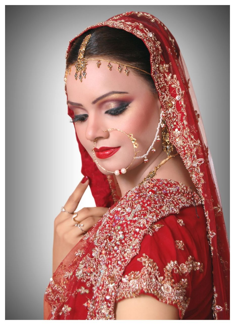 Celebrity Fashion of Beauty for Brides Dulhan | Bridal Makeup ...