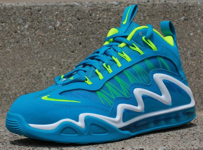 premium selection 7625d e084a Nike Air Max 360 Griffey Hybrid   Neo Turquoise   Volt