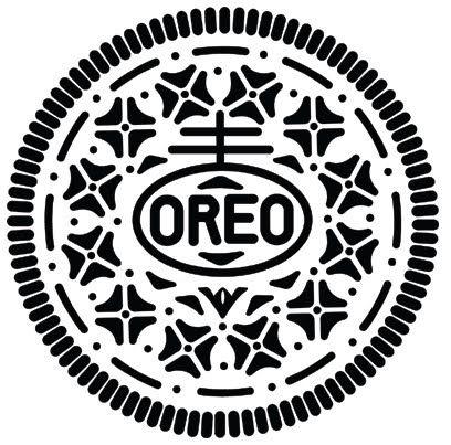 Oreo Template Cake Cupcake Cookie Ideas Oreo Oreo