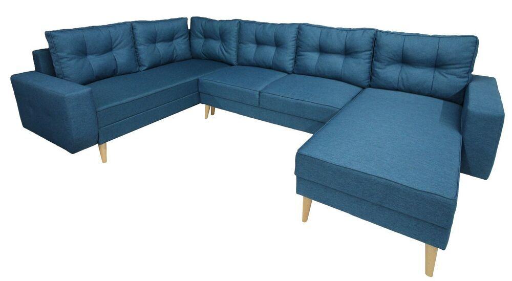Details Zu Couch Garnitur Ecksofa Sofagarnitur Sofa Vincent U Schlaffunktion Wohnlandschaft Ecksofa Wohnen Couch
