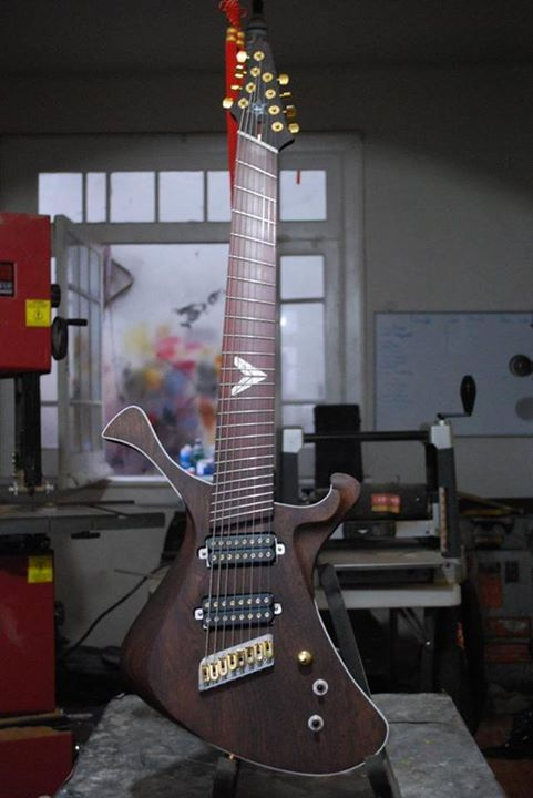 custom 8-string