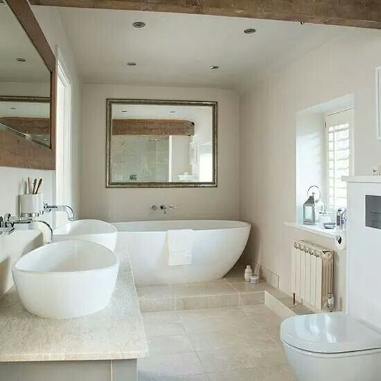 Dreaming of this bathroom. | Did U C That Bathroom... | Pinterest ...