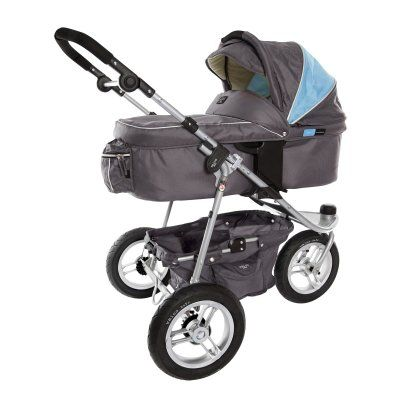 Valco Baby Single TriMode Stroller with Bassinet | Babypalooza ...