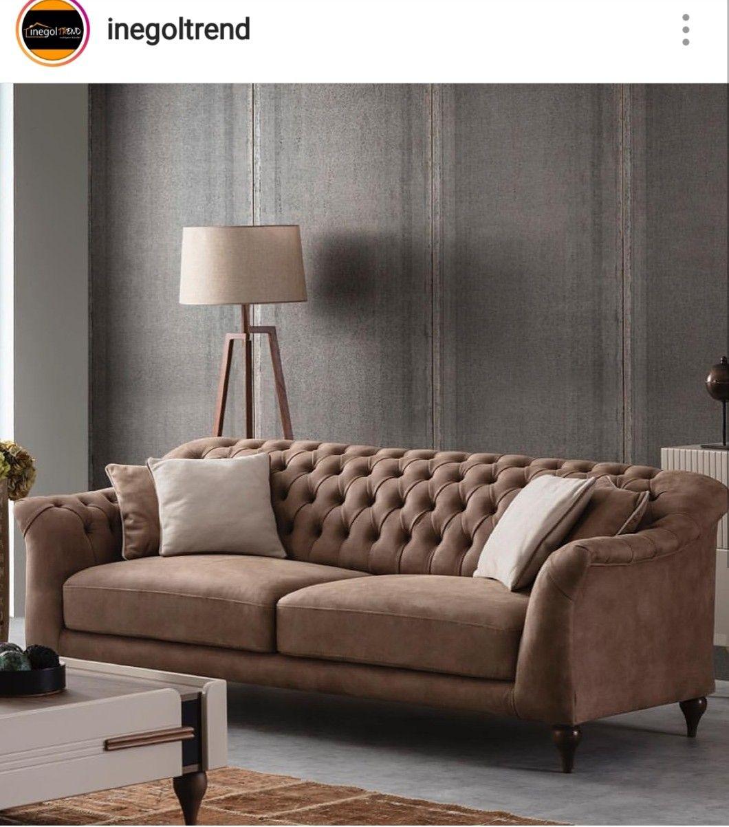 Milano Koltuk Takimi Furniture Sofa Home Decor