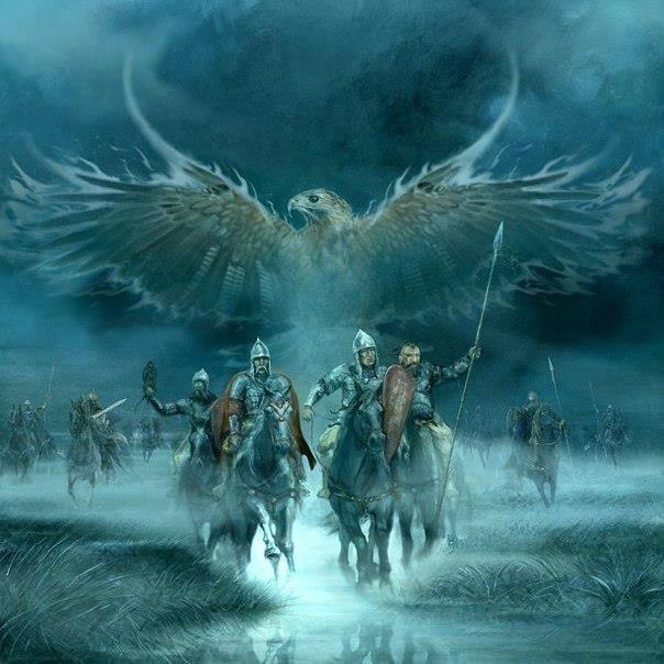 Boj na Kosovu, srpski vitezovi