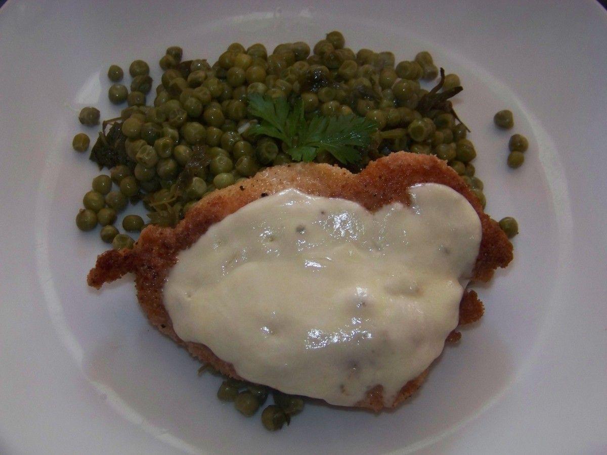 Escalopes de poulet à la mozzarella