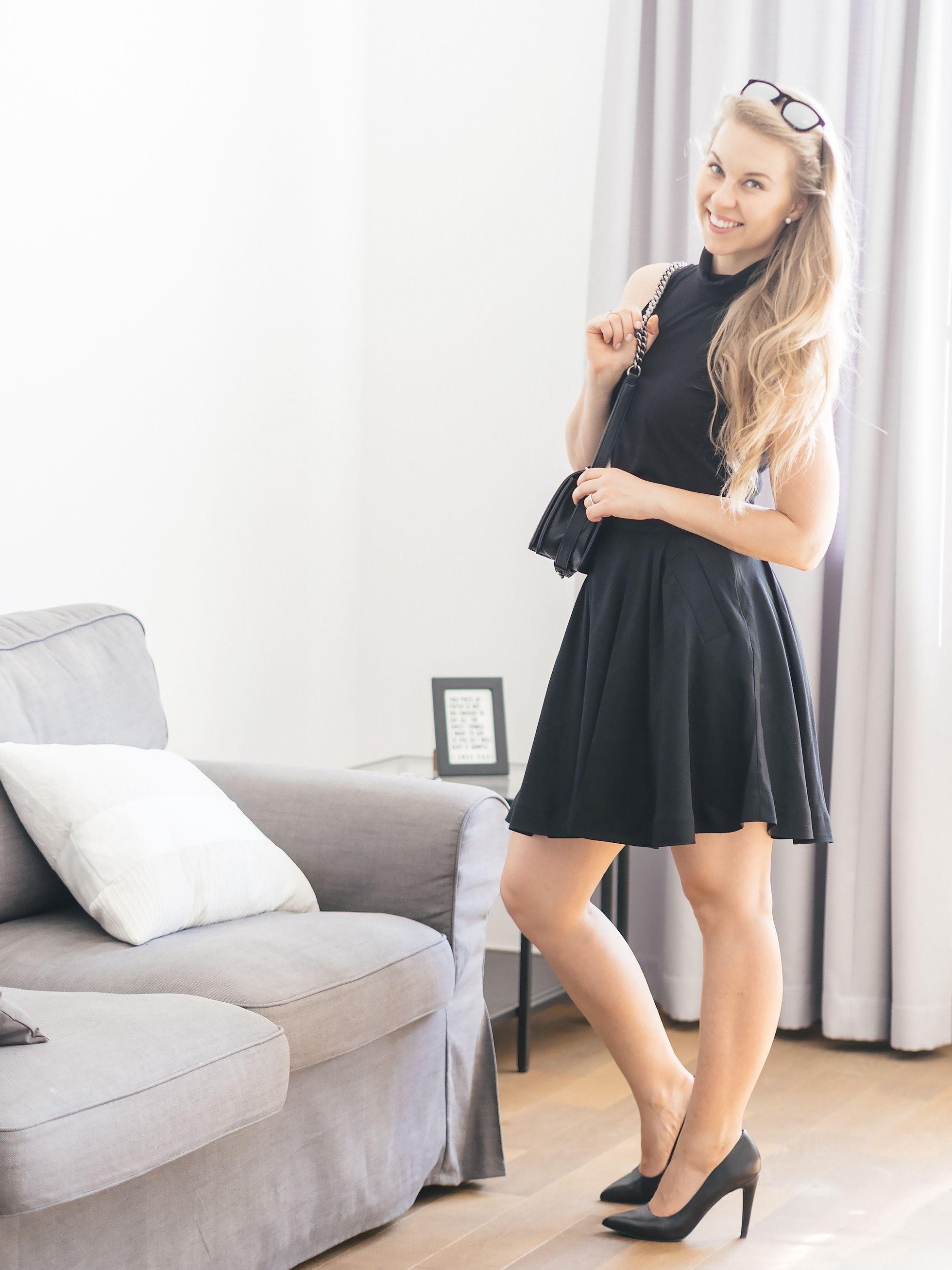 All Black, WHYRED black skirt http://www.monasdailystyle.com/2016/09/01/all-black-2/