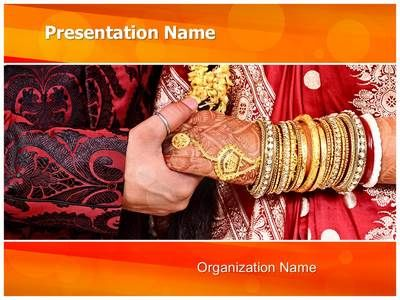 Check out our professionally designed Indian Wedding Ceremony #PPT - wedding powerpoint template