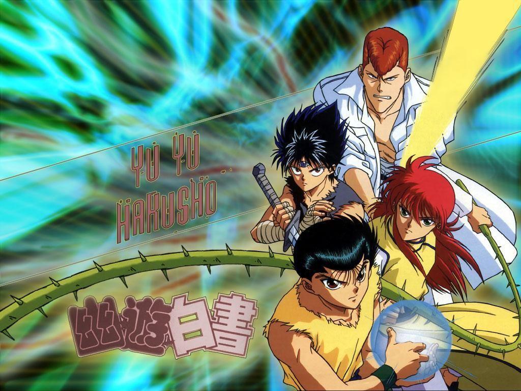 Yu Yu Hakusho Anime Images