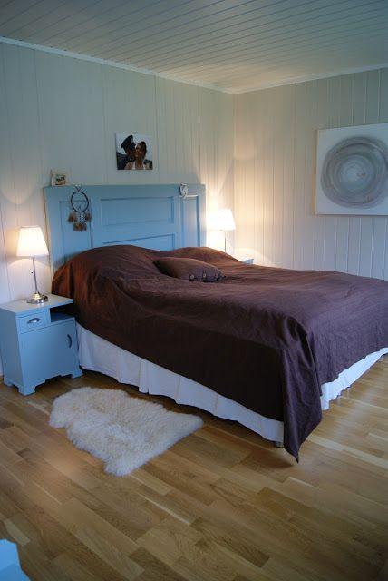 Hobbyvimsa: Sommer på soverommet.  Bedroom