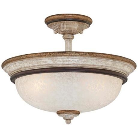 Jessica Mcclintock Accents Provence 15 Wide Ceiling Light