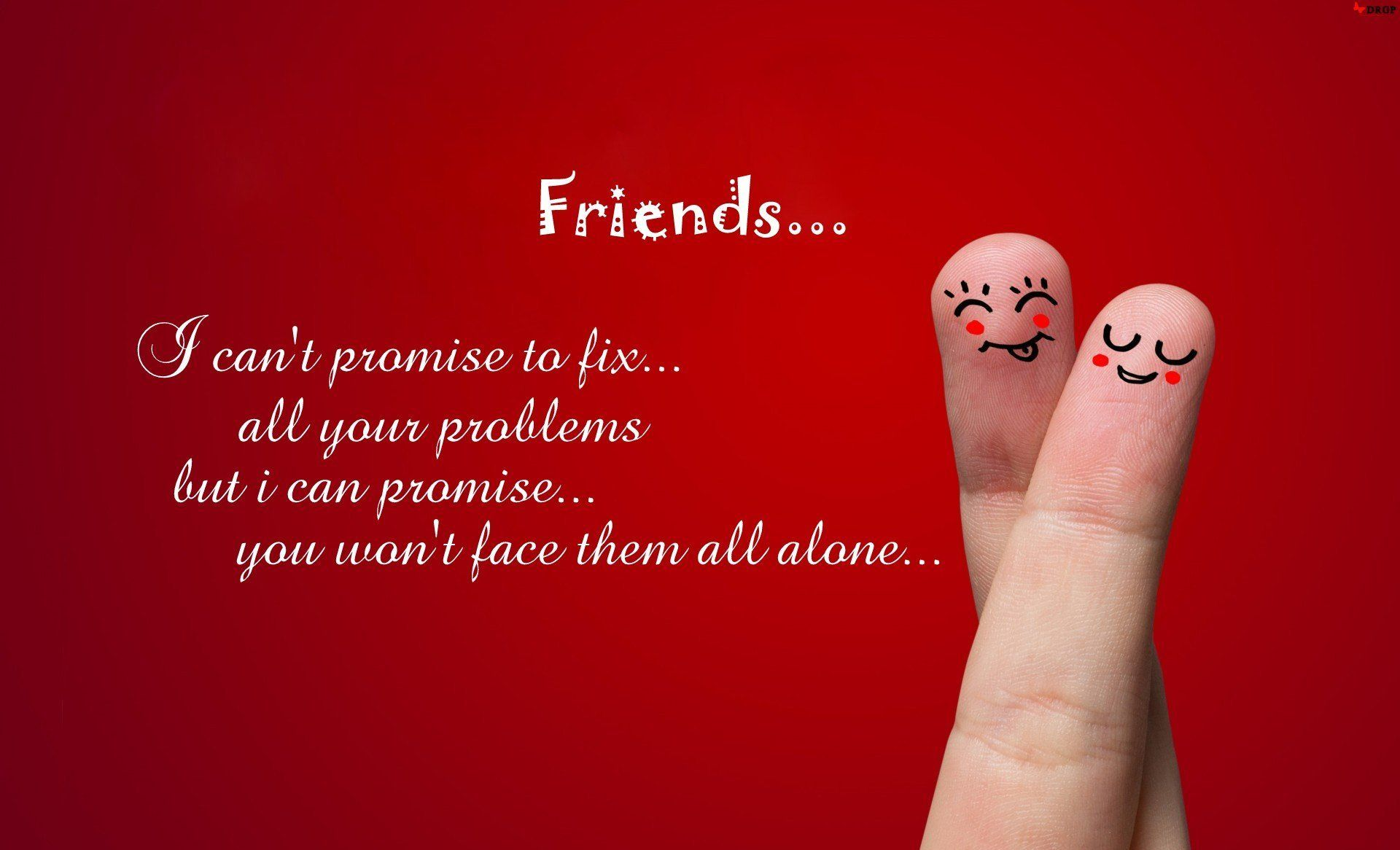 Quotes About Friendship With Images Best Friendship Quotes Collection  Text Messages Collection