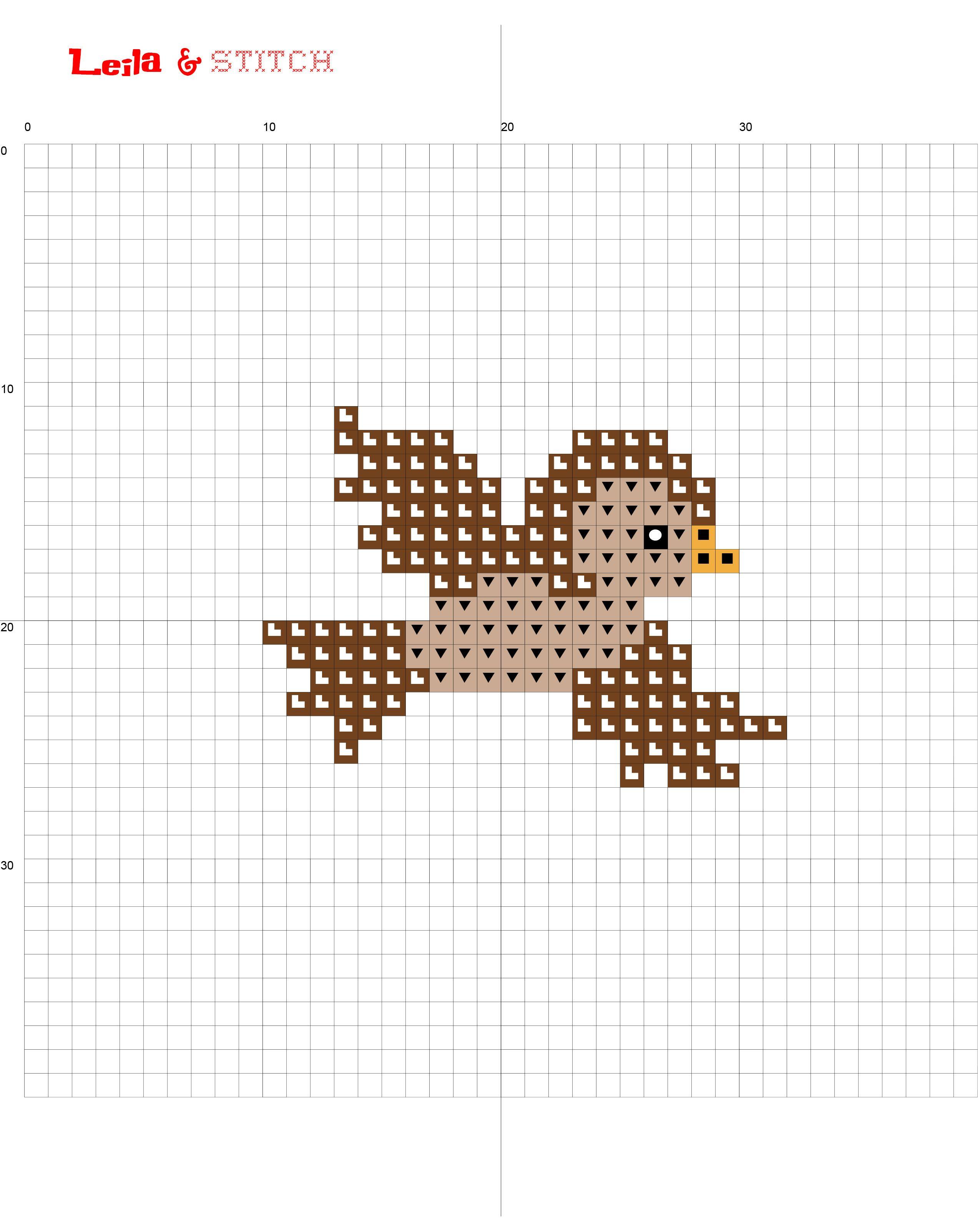 Free bird cross stitch chart pattern visit me on etsy at etsy bird in flight jeuxipadfo Gallery