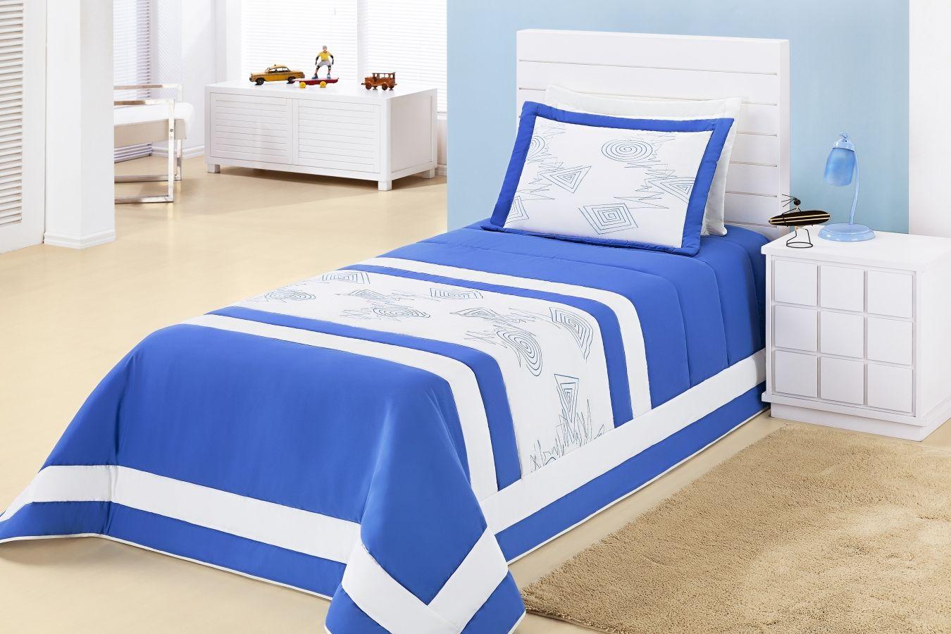COBRE LEITO SOLTEIRO KAUAN , para informações mais detalhadas deste produto visite nosso site: www.casanovaenxovais.com.br