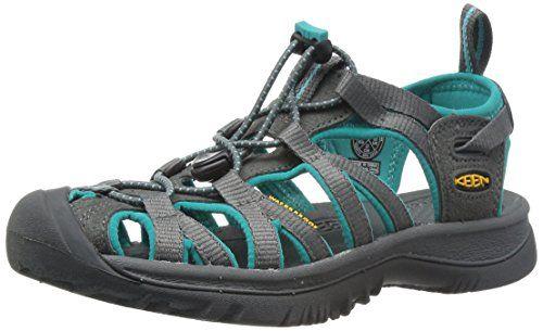 Amazon.com | KEEN Women's Whisper Sandal | Sport Sandals & Slides