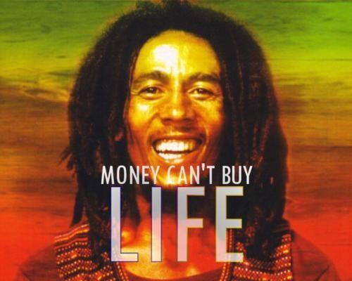 Bob Marley Last Words