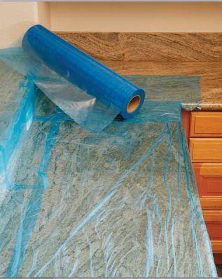 Countertop Plastic Self Adhesive Countertop Protection For Granite