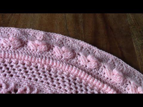 Haken Tutorial Hof Van Vonne Deel 8 Youtube Crochet