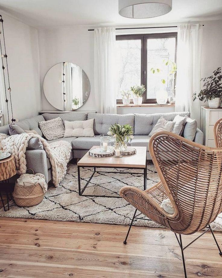 Cozy Living Room Decor Ideas To Copy #livingroomideas #livingroomdecor #cozylivingroom » GoFaGit.Com - GoFaGit.Com #cozyliving