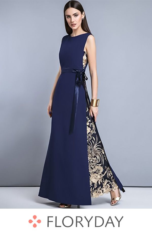 8daecd881badc Floral wrap sleeveless maxi A-line dress, maxi dress, gorgeous ...