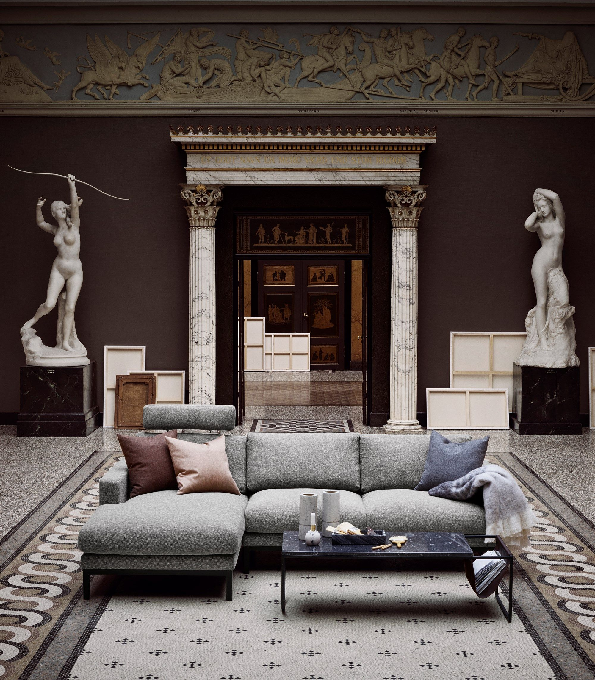 Bolia New Scandinavian Design Ha In 2018 Sofa Chaise Longue