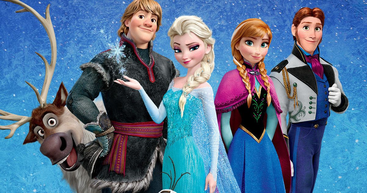 BOX OFFICE BEAT DOWN 'Frozen' Wins the Weekend with 20.7