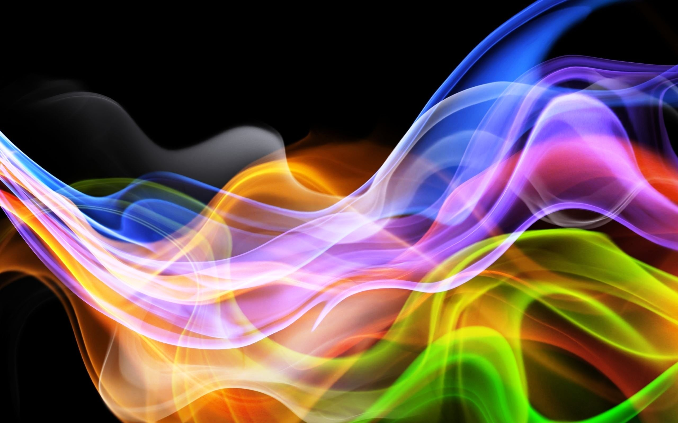 Colorful 3D Abstract Images Wallpaper | RAINBOW ...