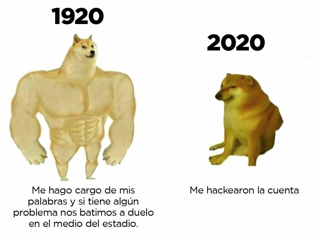 Meme Cheems Perro Grande Y Perrito Pequeno Chiquito Dog Doggo Memes Divertidos Memes Perros Perros Graciosos