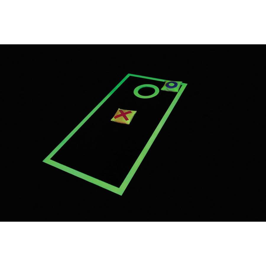 Krylon Specialty Flat Green Glow In The Dark Spray Paint Actual Net Contents 10 Oz Lowes Com Glow In The Dark Krylon The Darkest