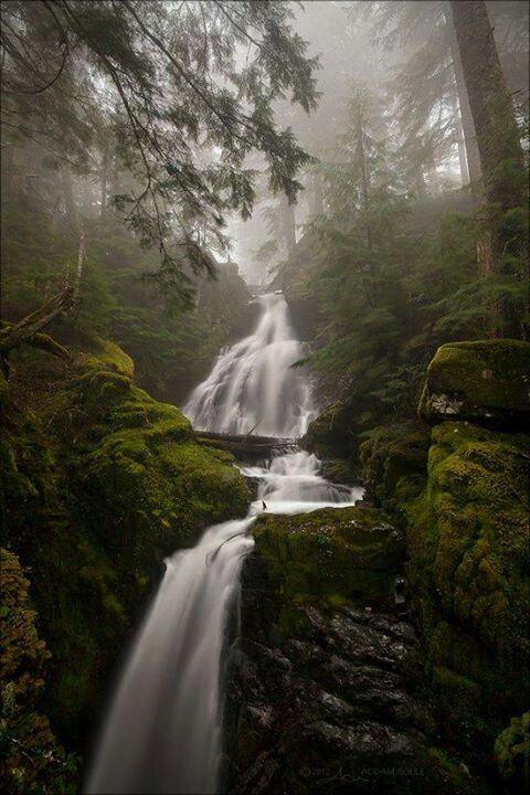 Perry Creek Falls