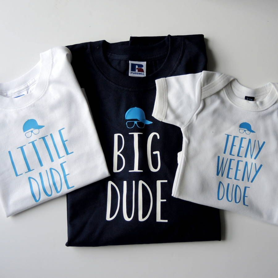 Matching Father Baby Gift Set Baby Boy Wording /& Daddy Wording Mens T Shirt /& Baby T-Shirt