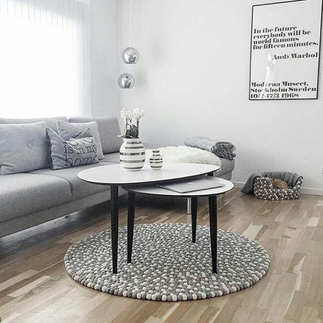 einrichtung furs wohnzimmer inspirieren bilder, vielen dank für das bild @carina_caroline eine ganz helle und tolle, Möbel ideen