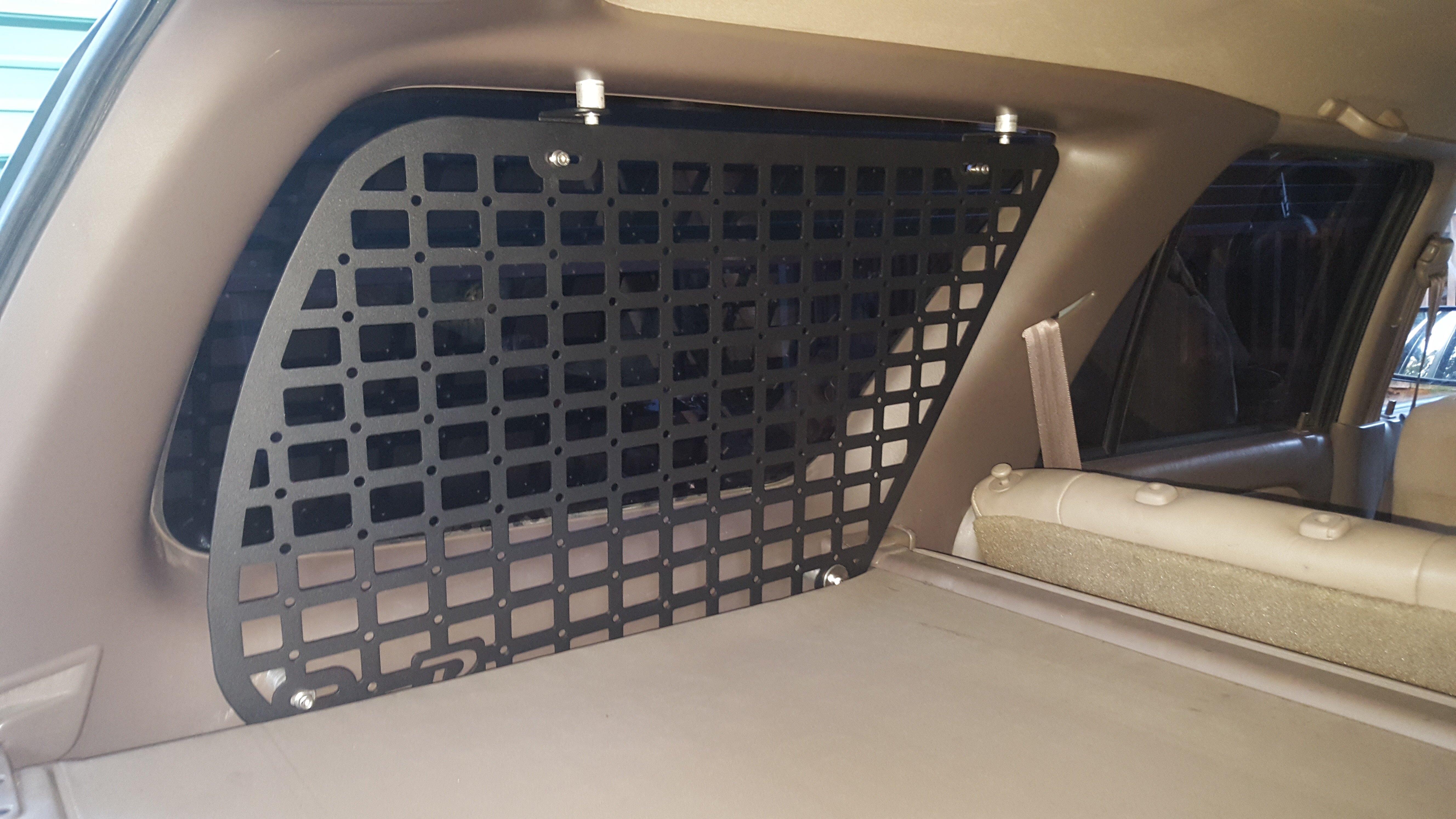 3rd gen toyota 4runner modular storage panel system pair