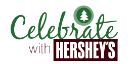 Supporting Marketing Program Celebrate With Hershey S Featuring A Lot Of Special Holiday Recipes To Make Using H Hersheys Hershey Kisses Chocolate Celebrities