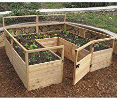 10 Cedar Raised Garden Beds Raised Garden Bed Kits 400 x 300