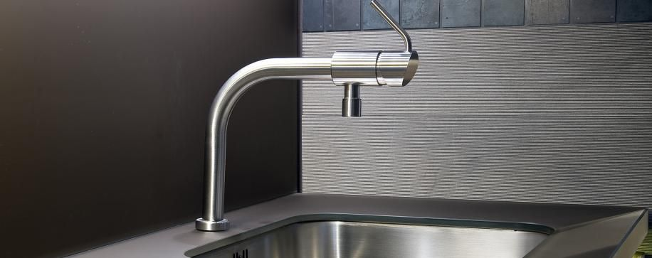 MGS Kitchen Design Tap, Kitchen Faucet Stainless Steel, Bath ...