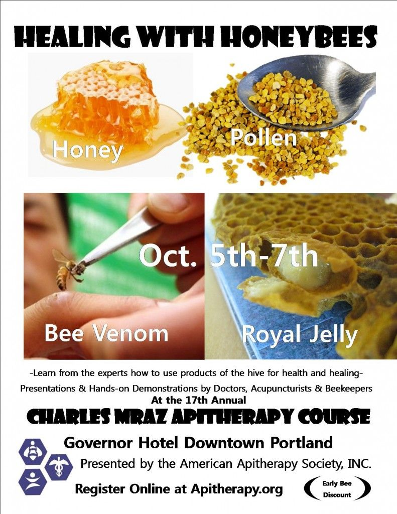 Apitherapy News Bee Pollen Honey Bee Pollen