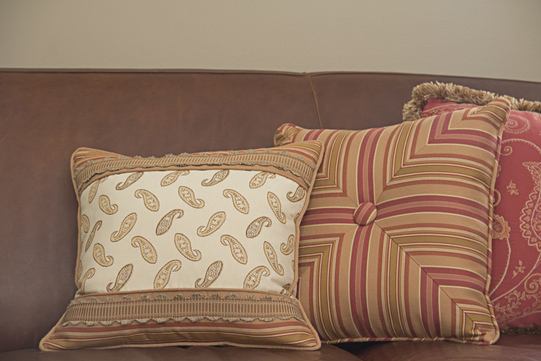 Window Treatments Custom Drapery Pillows Arlington Heights Il Custom Drapery Pillows Embroidered Cushions