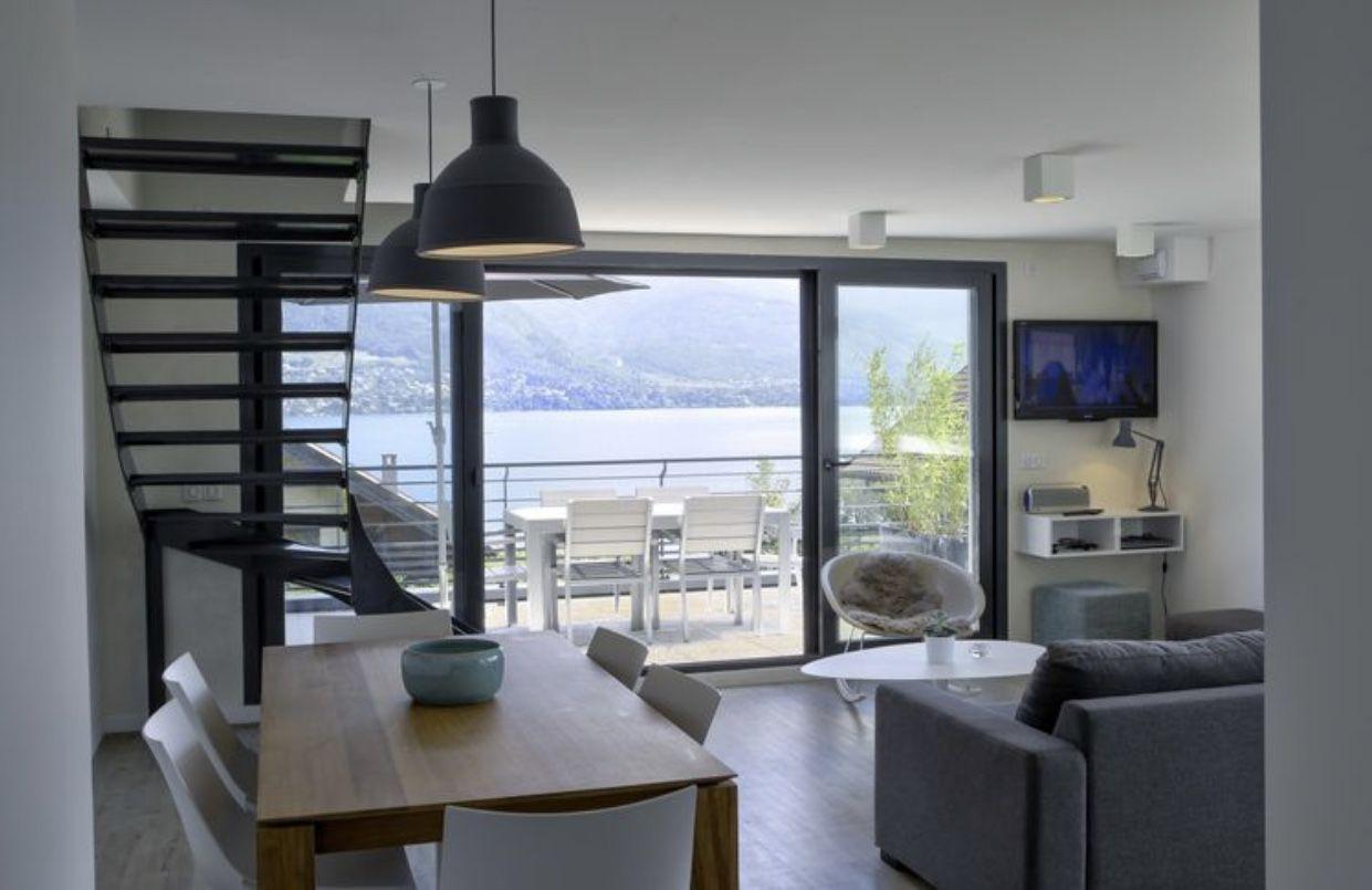 Appartement Le Loft En 2020 Appartement Meuble Logement Annecy